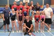 Pflicht und Kür bei Trampolin-Vereinsmeisterschaften der VTR