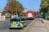 Fehlalarm bei O-I Glasspack: Feuerwehren rücken aus