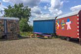 Kinderschutzbund Rinteln: Jubiläumsfest und Tag der offenen Tür auf Bauwagengrundstück in Exten