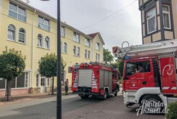 Angebranntes Essen sorgt für Feuerwehreinsatz in der Mühlenstraße
