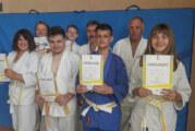 Gürtelprüfungen in Judo-Abteilung der VTR