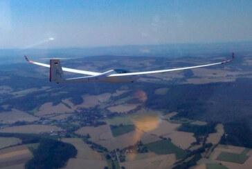 NDR beim Luftsportverein Rinteln: Deutscher Segelflug-Meister absolviert Finalrunde