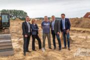 """Rehren: Erschließung im Auetaler Baugebiet """"Teichbreite"""" startet"""