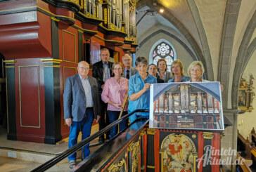 """""""Königin"""" muss in die Werkstatt: Paten-Aktion für Orgel in St. Nikolai-Kirche startet"""