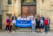 Besuch aus China: Studentinnen der Southwest University in Chongqing zu Gast in Rinteln