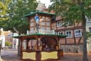 """Biergarten am Weseranger feiert """"Standpremiere"""" mit sechseckiger Taverne auf Rintelner Altstadtfest"""