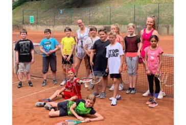 Tennis von Schülern für Schüler