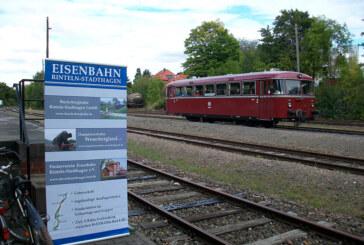 Der Schienenbus lädt am 18. August zum gemütlichen Ausflug von Rinteln nach Stadthagen ein