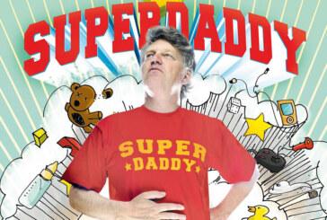 """""""Superdaddy"""" mit Volker Meyer-Dabisch am 25. August im Wirkhof Strücken"""