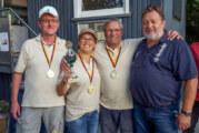 32 Teams und 110 Spieler bei Boule-Kreismeisterschaften in Rinteln dabei