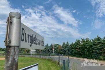 Es geht los mit dem IGS-Neubau: Burgfeldsweide wird teilweise gesperrt