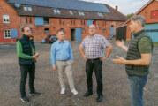 Möllenbeck: Ladestation für E-Autos am Eingang der Domäne Möllenbeck kommt