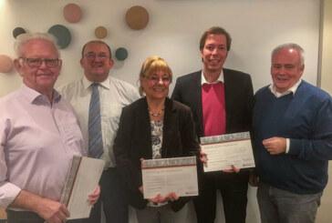 CDU Ortsverband Rinteln-Weser stimmt Fusion mit Ortsverband Exten-Hohenrode-Strücken-Taubenberg zu