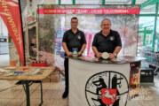 Feuerwehr Engern informiert zum Rauchmeldertag im Marktkauf Rinteln