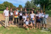 JugendKomm und Gravity Park Rinteln: Volleyball-Turnier und Mountainbiker im Freibad