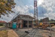 Hohenrode: Neues Feuerwehrhaus wird teurer als geplant