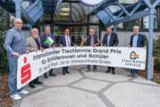Internationaler Tischtennis Grand Prix für Schülerinnen und Schüler in der Kreissporthalle Rinteln