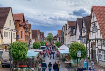 Rintelner Messe wird kleiner: Künftig ohne Mühlenstraße und Brennerstraße
