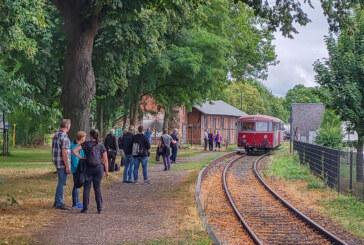 Der Schienenbus fährt wieder: Am Sonntag mit der Eisenbahn von Rinteln nach Stadthagen
