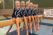 Rintelner Turnerinnen erreichen bei Bezirksmannschaftsmeisterschaften Rang drei