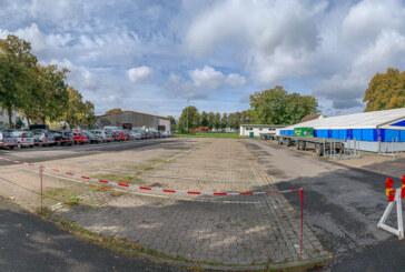 Parkplätze am Steinanger bis 30. September teilweise gesperrt