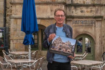 Rinteln 2020 im Format DIN A3: Rolf Fischer stellt neuen Bildkalender vor