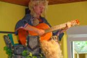 Zauberhafte Märchenwelt im Comenius-Kindergarten