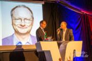 Meteorologe Sven Plöger zu Gast bei Volksbank-Ortsversammlung in Rinteln: 600 Mitglieder im Festzelt