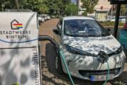 Stadtwerke Rinteln betreiben elf Ladestationen für E-Autos