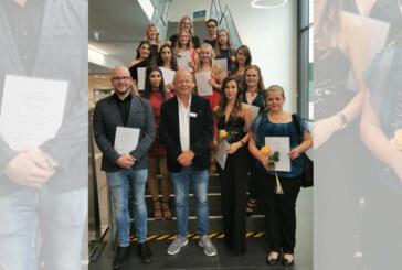 Ausbildung erfolgreich absolviert: 14 neue Fachkräfte für Gesundheits- und Krankenpflege