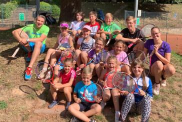 """""""Sechs-Tage-Rennen"""" ist der Favorit beim Tenniscamp"""