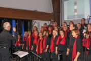 """You are the light"": Gospelchor-Jahreskonzert im Johannis-Kirchzentrum Rinteln"