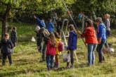 Von der Apfelernte bis zum fertigen Saft: NABU und Lions-Club Rinteln veranstalten 8. Apfelfest
