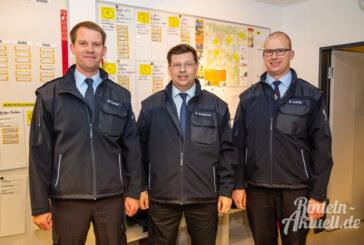 Feuerwehr Rinteln: Neues Kommunikations- und Einsatzsystem in Betrieb genommen