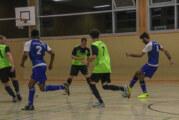 Futsal: Begegnung zwischen VT Rinteln und TSV Marathon Peine endet mit einem Unentschieden