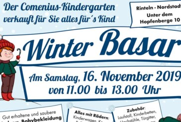 Comenius-Winterbasar für Schnäppchenjäger und Verkäufer