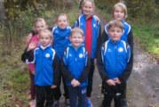 Vier Kreismeistertitel im Crosslauf für Athleten der VT Rinteln
