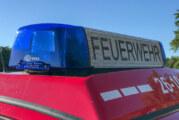Rinteln: Mehrere Einsätze für die Feuerwehr am Donnerstagnachmittag