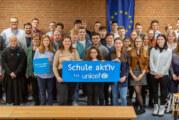 """Rinteln: Gymnasium Ernestinum erhält Auszeichnung """"Schule – aktiv für Unicef"""""""