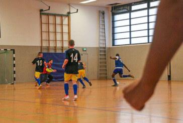 NFV Futsal Liga: VT Rinteln behauptet sich gegen Eintracht Braunschweig II