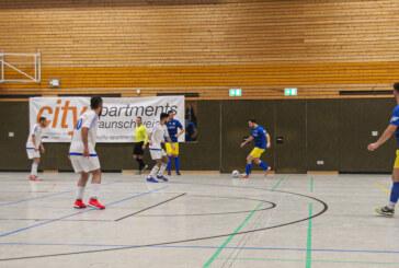 NFV-Futsal-Liga: Team der Vereinigten Turnerschaft Rinteln unterliegt gegen Eintracht Braunschweig