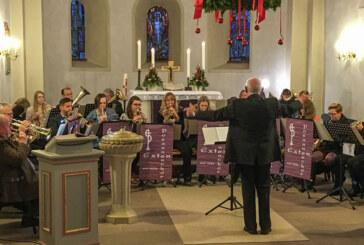 Posaunenchor Exten: Konzert am 1. Advent mit Musik von B bis Z