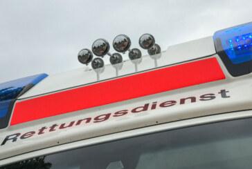 Unfall auf Extertalstraße: 58-Jährige leicht verletzt