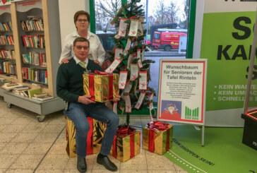 Ab sofort im Marktkauf: Weihnachts-Wunschbaum für Senioren der Tafel Rinteln