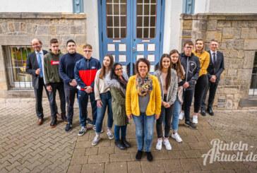 """""""Erfolgreich bewerben"""": Volksbank in Schaumburg macht 150 Schüler fit fürs Berufsleben"""