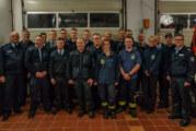 Einsatzcoins der Bundeswehr für Kreisfeuerwehrbereitschaft Süd