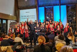 Gospelicious-Jahreskonzert sorgt für stimmungsvolle Momente