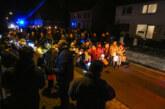 Tradition seit über 40 Jahren: Laternenumzug der Grundschule Möllenbeck
