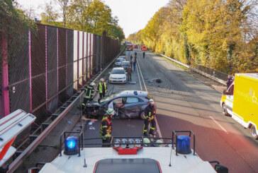 Schwerer Unfall auf Bundesstraße in Porta: Polizei veröffentlicht Angaben zum Unfallhergang