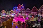 Alles Gute kommt von oben: Rintelner Herbstmesse 2019 feierlich eröffnet